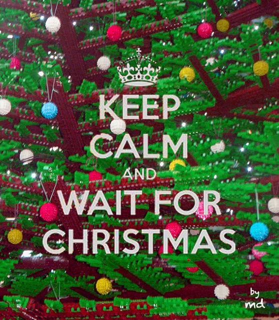 Christmas St Pancras
